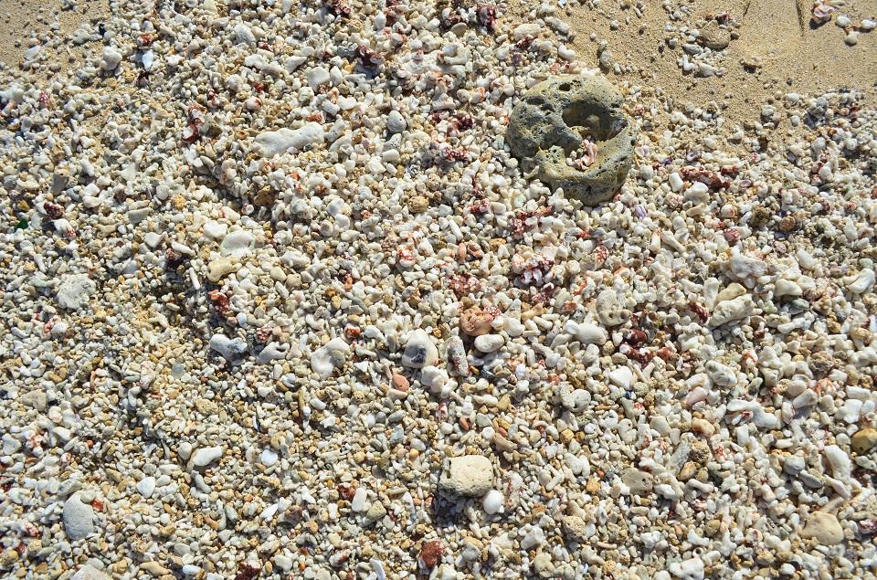 Puerto Galera's white sand