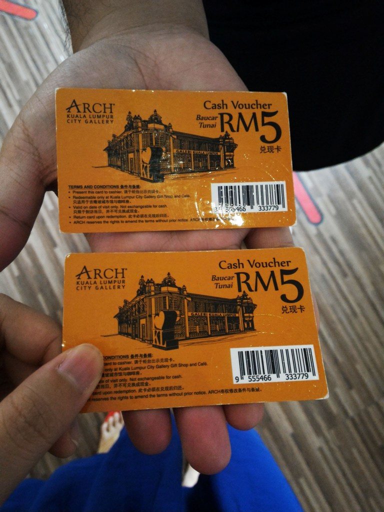 KL City Gallery Tickets